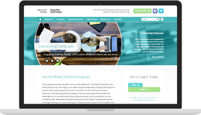 Healthy Minds / Healthy Campuses